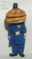 Big Mac McDonaldland Characters by Remco