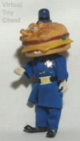 Big Mac McDonaldland Characters by Remco