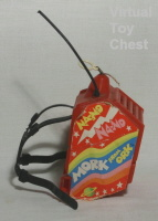 8 inch Talking Mork backpack by Mattel