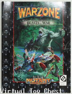 Mutant Chronicles War Zone by Target Games