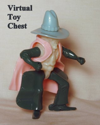 kenner Unproduced Cowboy MASK action figure
