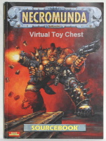 Necromunda Games Workshop Sourcebook