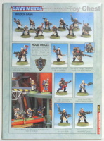Necromunda Games Workshop Back of Sourcebook