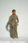Kenner official boy scout action figure