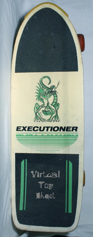 Nash Executioner Old School skateboard