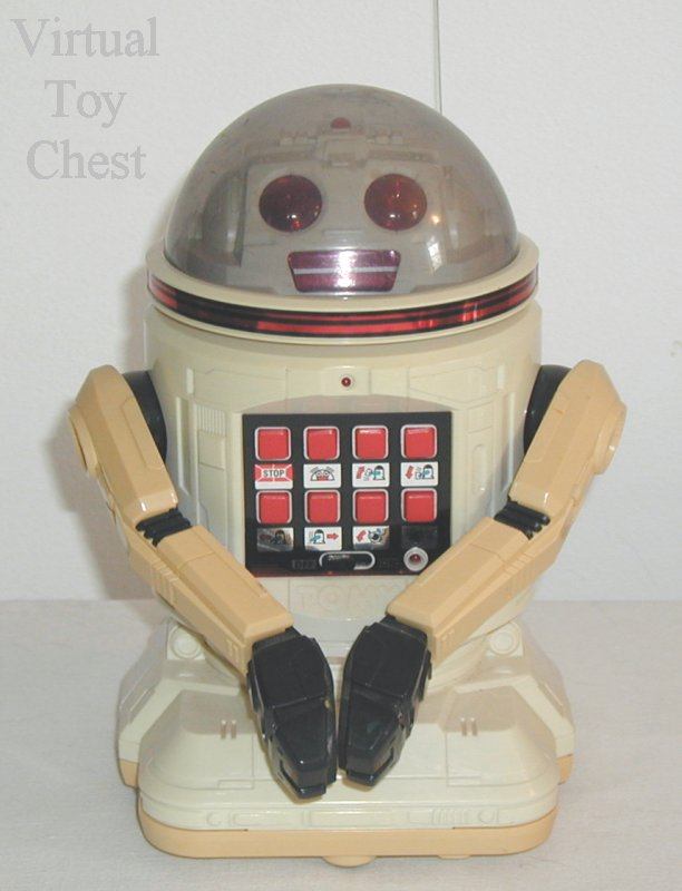 tomy verbot 3/4 view