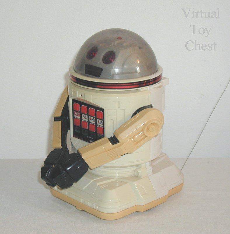 tomy verbot front view