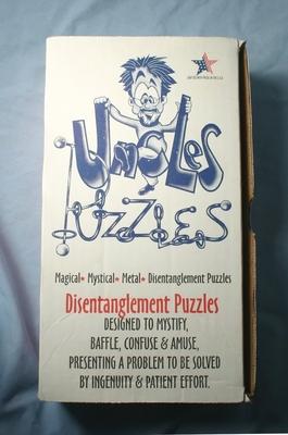 Uncles Puzzle box front