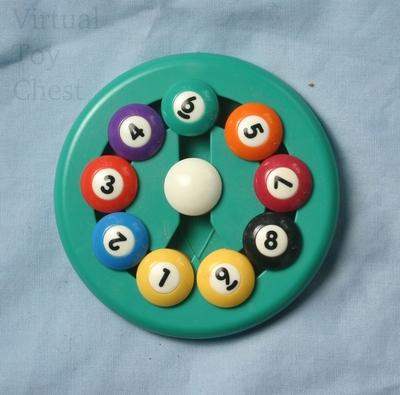 Diamond Bob's Billiards 9 Ball puzzle loose