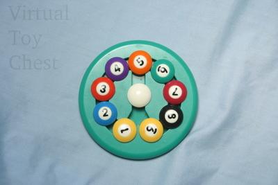 Diamond Bob's Billiards 9 Ball puzzle Solved