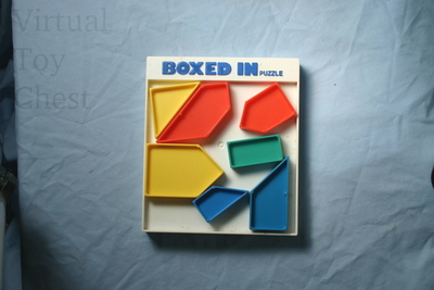 Boxed In puzzle