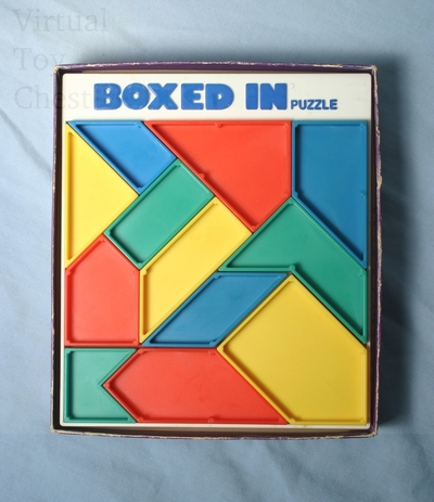 Boxed In puzzle solved
