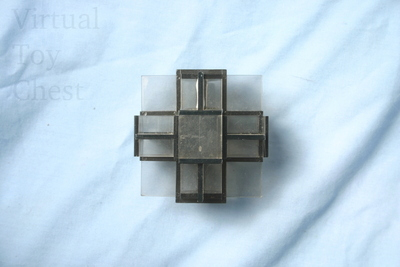 Curious Cross puzzle