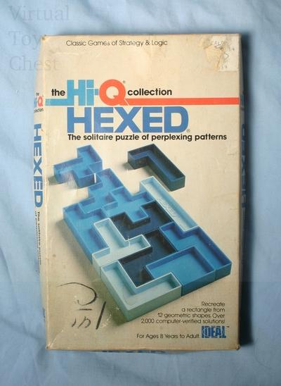 Hexed puzzle