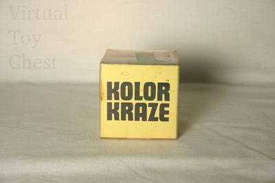 Kolor Kraze puzzle in package