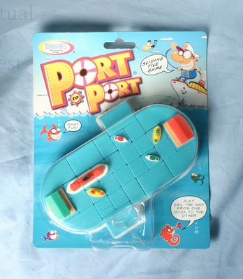 Port to Port puzzle front of package