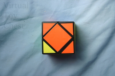Meffert's Skewb puzzle