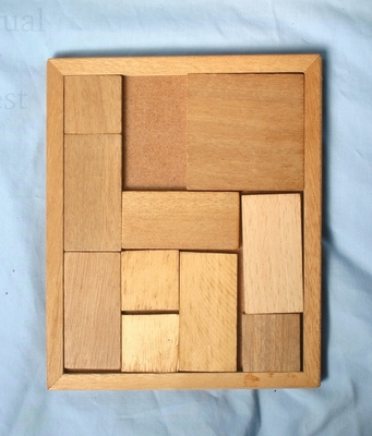 Sliding Block puzzle loose