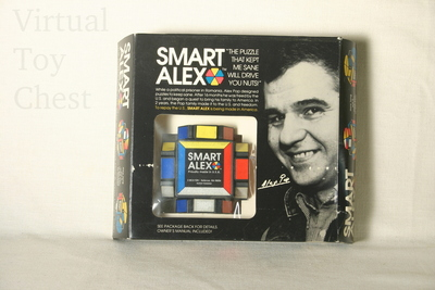 Smart Alex puzzle in package