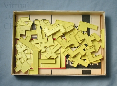 Spear's MultiPuzzle puzzle inside box