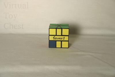 Square-1 puzzle loose