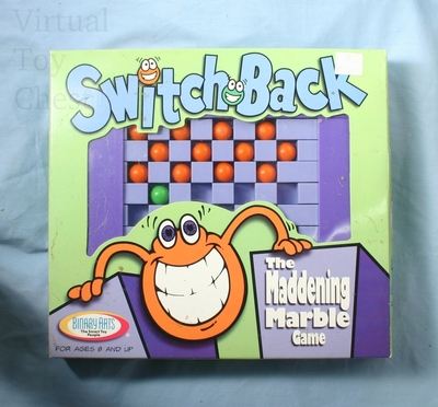 Switch Back puzzle front of box
