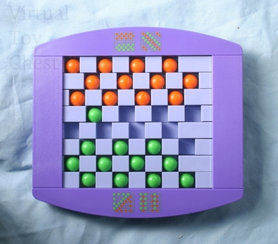 Switch Back puzzle board