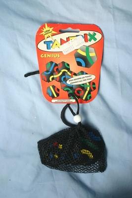 Tantrix Genius puzzle