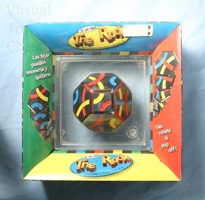 Tantrix The Rock puzzle back of box