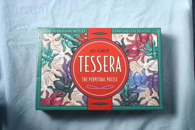 Tessera Puzzle front of box