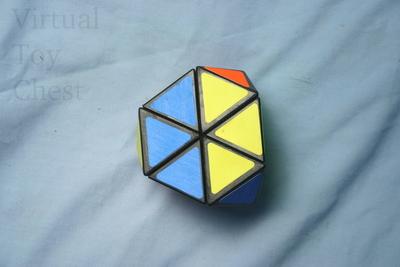 Meffert's Tetraminx puzzle