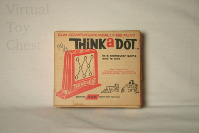 Think a Dot puzzle front of box
