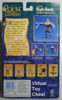 Warner Bros. Quest for Camelot Action Figure Blade Hands MOC