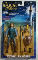 Warner Bros. Quest for Camelot Action Figure Garrett MOC