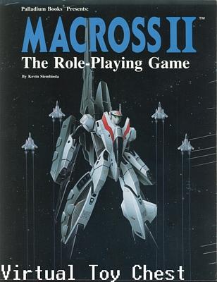 Palladium RoboTech RPG