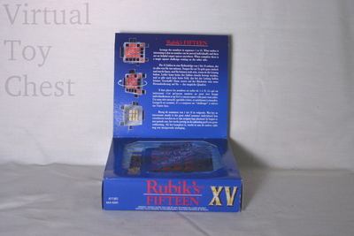 Rubik's XV Fifteen