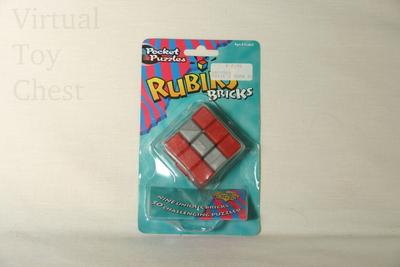 Rubik's Bricks moc