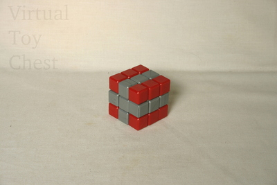 Rubik's Bricks solved