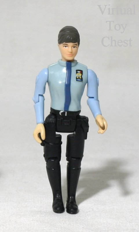 Space Precinct Officer Jane Castle