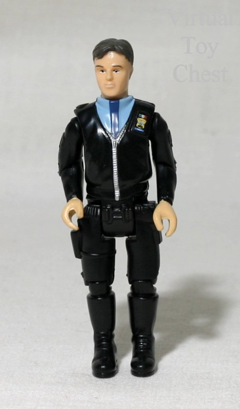 Space Precinct Officer Jack Haldane