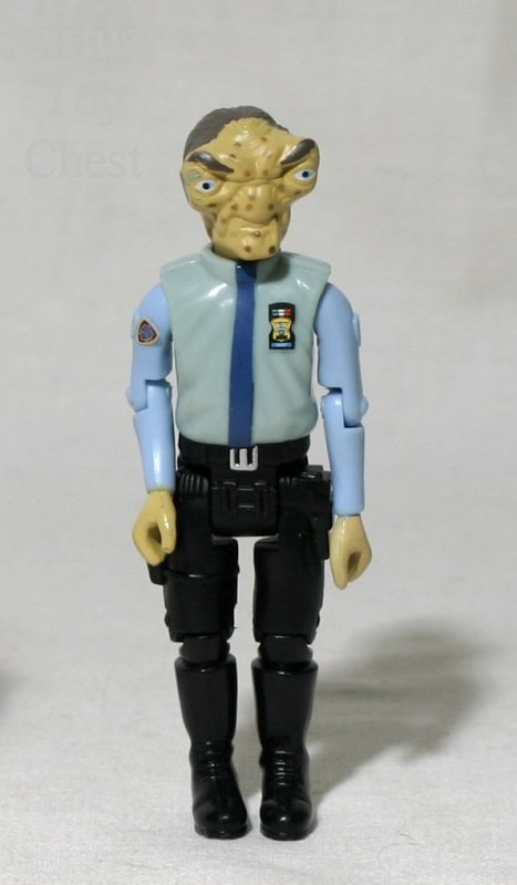 Space Precinct Officer Orrin