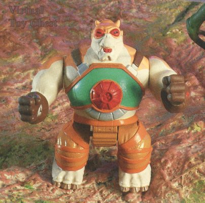 LJN Thundercats Red Eye Unproduced Prototype