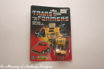 Transformers Generation 1 Yellow BumbleBee MOC