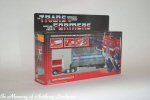 Transformers Generation 1 Optimus Prime MIB