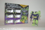 Transformers Generation 1 Devastator MIB