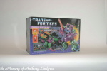 Transformers Generation 1 Scorponok MIB