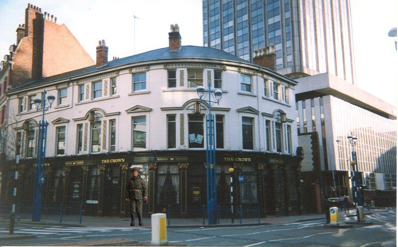 G.I. Joe in Birmingham