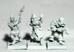 Warhammer Bretonian Bretonnian Axemen