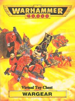 Warhammer 40k 2nd ed wargear