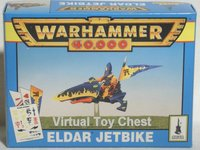 Warhammer 40k Eldar Jetbike